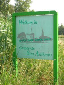 Asbest verwijderen gemeente sint Anthonis