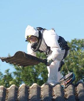 asbest golfplaat asbestsanering Den Haag